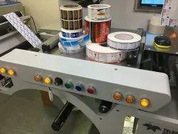 Multicolor Label Printing Services