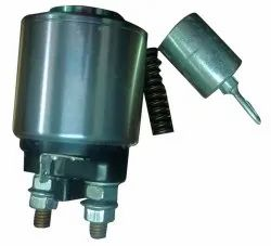 Push Button 12 V Apply Solenoid Switch, For Material Push Pull Purpose