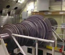 Steam Turbine Bearing Inspection Service