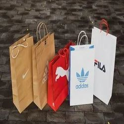 Printed Shopping Paper bags