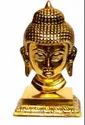 Gold Plated Buddha Statue For Home Decoration & Good Luck, Feng Shui Corporate Gift