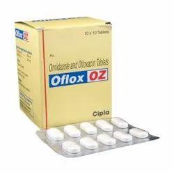 Ornidazole And Ofloxacin Tablets