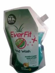 Everfit Liquid Herbal Hand Wash, For Personal, Packaging Size: 750 ml
