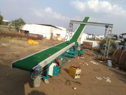Flat Conveyor with Loading Conveyor