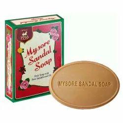 Glycerine Mysore Sandal Soap 75g For Bathing