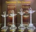 Corporate Gift Transperent Decodeep Brand Mor Samaee Msr-1, For Decorative