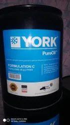 York Chiller Compressor Oil