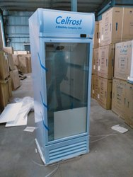 Single Door upright showcase cooler cellfrost