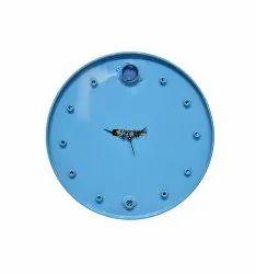 Gigantiques Decor Mechanical Barrel Top Clock