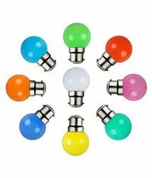 0.5 Watt Led In Colour Holder Bulb