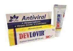 Acyclovit Ointment USP 5 % w/w (DEVLOVIR)