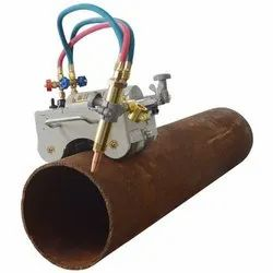 Magnetic Gas Cutting Machine Pipe