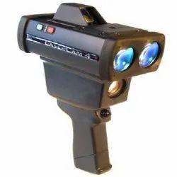 Lasercam 4 Portable Lidar Speed Gun With Video Camera