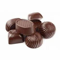 Homemade Dark Chocolates