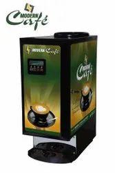Modern Fully Automatic Tea Coffee Vending Machine