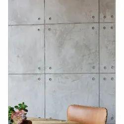 Interior Concrete Texture Wall Finish