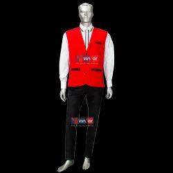 Hotel Steward Uniform