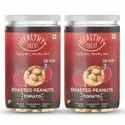 Healthy Treat Roasted Peanut- Tomato 400 Gm - Pack Of 2- 200 Gm Each