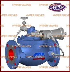 HYPER VALVES 150# & 300 Fire Protection Pressure relief valve, Size: 1