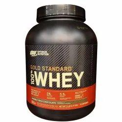 2.27kg Optimum Nutrition Gold Standard 100% Whey Protein
