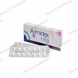 Arimidex Anastrozol 1Mg Tablets
