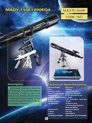 Dr. Mady 150mm 6 Inch  EQ4  Refractor Telescope