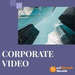 Corporate Video Presentation Service