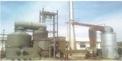 Solid Fuel Fired 1000 Mcal/hr Vertical Four Pass Hot Water Boiler