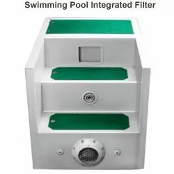 Swimming Pool Integrated Filter