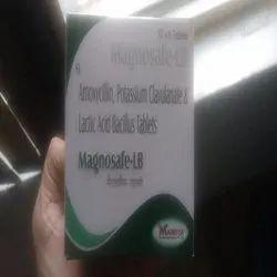 Amoxycillin Potassium Clavulanate & Lactic Acid Bacillus Tablets