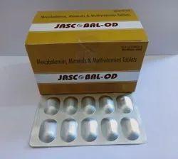 Mecobalamin, Minerals & Multivitamin Tablets