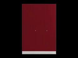 Slimline 3 Door Steel Almirah With Locker & Drawer