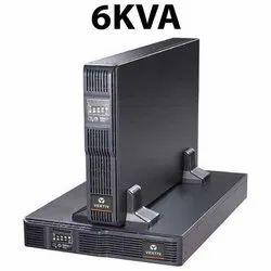 Emerson Vertiv 6 KVA  Online UPS With Internal Battery