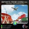 Import Agents from China to India