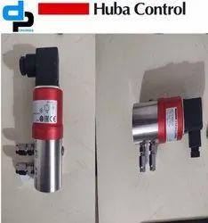 Pressure Transmitter Huba Control