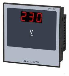 AV-11V AC Digital Volt Meter