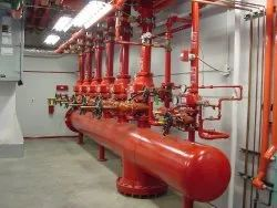 Fm 200 Fire Protection System, Capacity: 5 kg