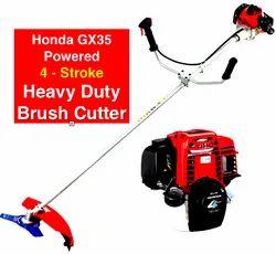 Honda Grass Cutter Powered By Original Honda GX35 Engine