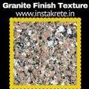 Interior Granite Finish Texture