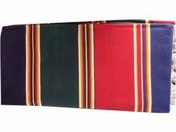Lining Jamukalam Cotton Rugs, Size: 52 X 90 Inch