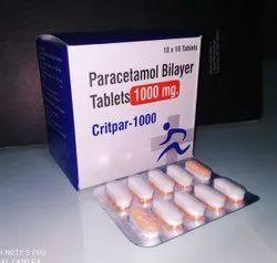 乙酰氨基酚片1000毫克