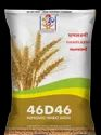 Dhanlaxmi Improved Wheat 46d46 Seeds, 3%, Packaging Size: 20kg