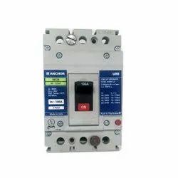 100Amp Anchor Electrical MCCB