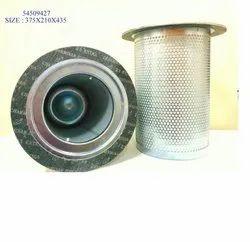 INGERSOLL RAND Screw Compressor AIR OIL SEPARATOR 54509427
