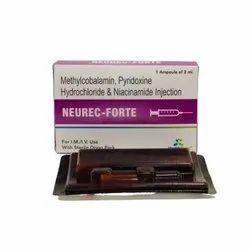Methylcobalamin Pyridoxine Hydrochloride And Niacinamide Injection