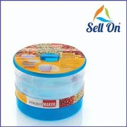 Sprout Maker Box  Hygienic Sprout Maker with 4 Container