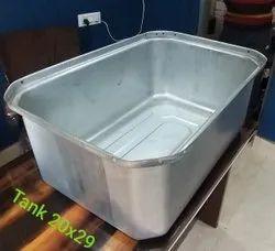 Jointless Cooler Tank
