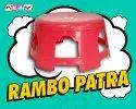 Plastic Patra Stool