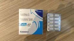 Aceclofenac Paracetamol Tab