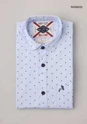 Roman Island Cotton Shirt